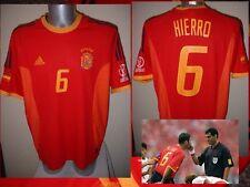 España España Hierro Camiseta Jersey Fútbol Adidas Adulto XL Real Madrid 02