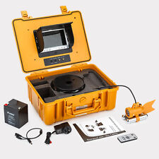"""7"""" LCD Underwater Video Monitor kit & Underwater Fishing Camera + SONY 600TVL"""