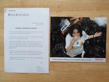 HONDA ECO FRIENDLY COMPANY orig 2004 UK Mkt Press Release + Photo - Brochure