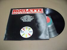 VINYL ALBUM RECORD,ROULETTE ROCK N ROLL COLLECTION, JOHNNY RIVERS, JIMMY LLOYD