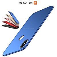 COVER per Xiaomi Mi A2 Lite CUSTODIA RIGIDA OPACA ORIGINALE Protezione 360° Slim