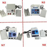 Dental Lab Marathon 35K RPM Micromotore Electric Polishing Motor Unit N2 N3 N7 8