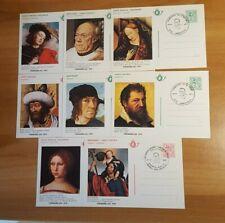 Z 417 - Belgie - Carte postale  - Thema belga 1975 met afstempeling Fr De Troyer