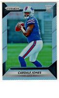 Cardale Jones 2016 Prizm Silver Prizms Rookie Buffalo Bills SP Ohio State