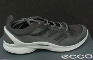 Ecco Men's Biom Fjuel Sneaker Gray Black Sneakers Sz 9/9.5 10/10.5 11/11.5 NIB