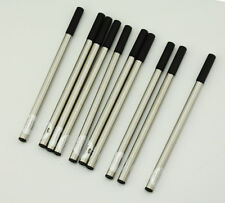 10 PCS Jinhao Rollerball Pen Refills , Push Type , 0.5 mm , Black Color