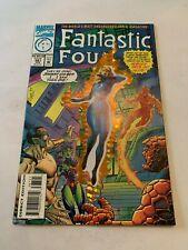 1994 Fantastic Four Vol 1 No 387 Marvel Direct Edition Comic Book