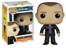 Funko Bobble Head Pop Culture Dr. Who 9th Ninth Doctor Figure