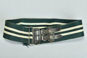 Rhodesian Army 1970s' Rhodesian Light Infantry Uniform Stable Belt. Ref COY