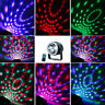 Projector Stage Lights Mini DJ Club Disco KTV Party Bar RGB Color LED Ball Lamp