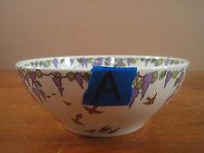 Villeroy Boch Design 1900 Soup Cereal Bowl #A Women Art Deco Nouveau Birds