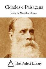 Cidades e Paisagens by Jaime de Magalhães Lima (2015, Paperback)