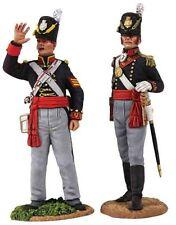BRITAINS NAPOLEONIC BRITISH 36126 ROYAL ARTILLERY COMMAND SET MIB