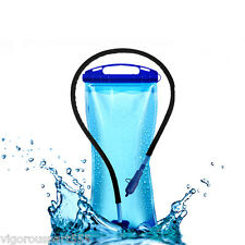 2L Trinkblase Trinkbeutel Wassersack Wasserblase Ruck säcke für Camping DE H7X1
