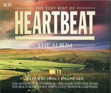 The Very Best of Heartbeat (3 x CD BOXSET - 2006) The Album - New / Sealed!!!