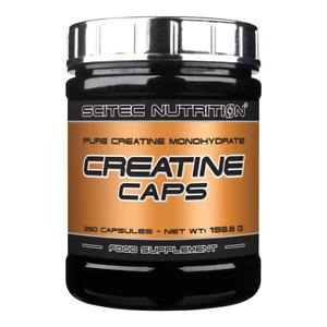 CREATINE CAPS Scitec Nutrition 250 CAPS