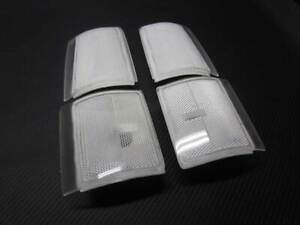 1994-1999 GMC OBS Clear Corners (silverado, parking, turn signal, klearz)