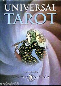 Tarot Cards Universal Grand Trumps Major Arcana 22 cards instruction Taro TC127