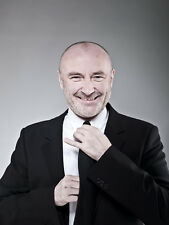 Phil Collins UNSIGNED photo - D2179 - English singer, songwriter and actor