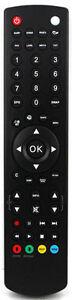 *NEW* RC1910 Remote Control for Toshiba LCD TVs 32D1354DB 24W1333B 32L1353DB