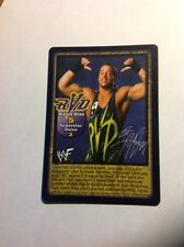 Promo CCG- WWF Raw Deal Mania #18/PR RVD WWE