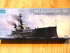 Trumpeter 1:700 HMS Dreadnought 1907 British Ship Model Kit