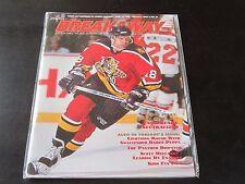 Florida Panthers Program 4/16/95 vs Tampa Bay Lightning Mike Hough