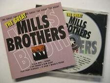 """MILLS BROTHERS """"THE GREAT MILLS BROTHERS"""" - CD"""