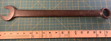 """Vintage OTC Owatonna Tool Co 1-1/4"""" C40 Combination Wrench"""