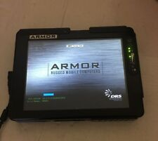 DRS Armor Tablet X10  Rugged Mobile Computer  No Battery