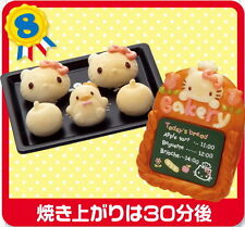 Re-ment Sanrio miniature Hello Kitty Donuts Cake & Bread Shop Bakery Set RARE #8