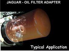 Jaguar, XKE, E-type, MK 2, MK 10, S-Type, XK 150,  Spin-On Oil Filter Adapter