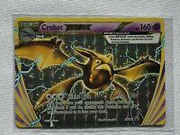 Crobat BREAK ULTRA RARE XY181 Pokemon XY Promo NM HOLO