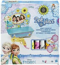 Play-Doh Doh Vinci Vanity Featuring Disney Frozen Fever Frame Kit