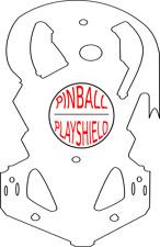 Stern Stars Pinball Playshield Protector 1978