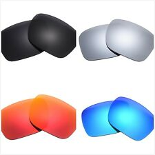 Set of 4 Pairs Replacement Lenses Lens for Oakley HOLBROOK Sunglass Frame USA