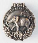 "A WWI German Colonial Honour ""Elephant"" Badge  ORIGINAL!"