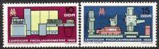 DDR Nr.1159/60 ** Frühjahrsmesse 1966, postfrisch
