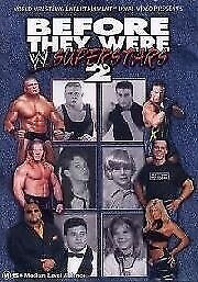 WWE - Before They Were Stars 02 (DVD, 2003) BRAND NEW & SEALED