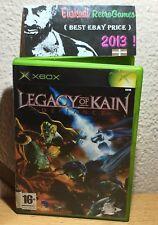 Legacy of Kain : Defiance // XBOX - SIN MANUAL // PAL ESP