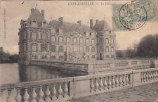 CANY-BARVILLE le château éd longuet timbrée 1905