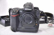 Nikon D3X Profi DSLR Kamera, 24,5 MP, nur 51778 Auslösungen