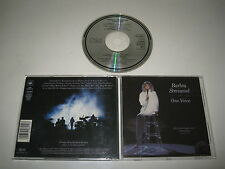BARBRA STREISAND/One Voice (CBS / 450891 2)CD Album
