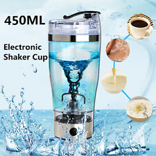 Pro USB Portable Electric Blender Cup Vortex Mixer Mixing Protein Shaker Bottle