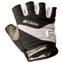 Cannondale Women's Classic Short Finger Gloves - WHT 5G412/WHT Small