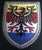 ✚1951✚ German Bundeswehr sleeve patch insignia 14th PANZER GRENADIER DIVISION