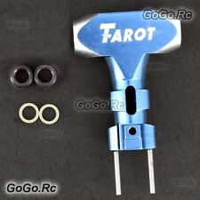 Tarot Metal Rotor Housing Set For T-rex Trex 450 V3 Sport (RHS1296A)