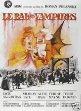Le bal des vampires Polansky horror movie poster print