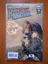 SQUADRON SUPREME : HYPERION VS NIGHTHAWK #4 of 4 Limited Series Marvel Co [SA44]