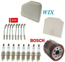 Tune Up Kit Filters Wire Spark Plug For CHEVY CAPRICE V8 6.0L; VIN 2 2015